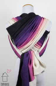Cassiope Woven Castalia Monroe, ombre dyed