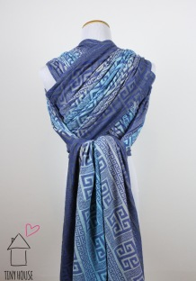 Tekhni Meandros Marina, ombre dyed