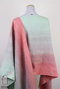 Kokoskaa Marshmallow Pebbles, ombre dyed