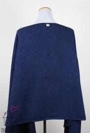 Mokosh Eywa Margaret, solid dyed blue