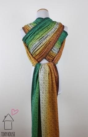 Tekhni Chloris Tux, ombre dyed