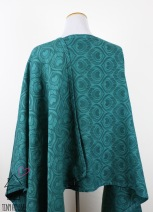 Artipoppe Argus Canapa Taupe, solid dyed teal