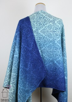 Pavo Frost, ombre dyed