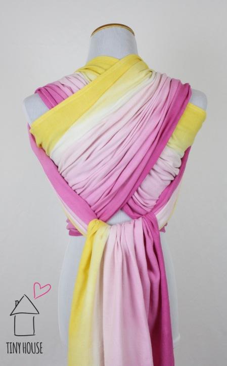 Vatanai Pamir, ombre dyed