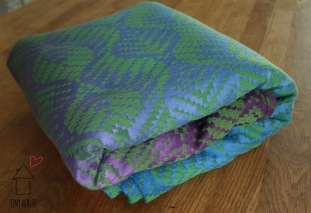 Tekhni Ceres Eco, dip ombre dyed